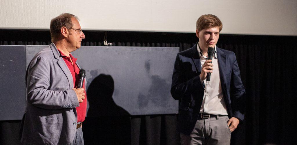 PREMIERNA PREDSTAVITEV DOKUMENTARNEGA FILMA »ZA SLOVENSKI GLAS«